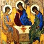 Rubljov A Szentháromság